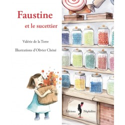 Faustine et le sucettier